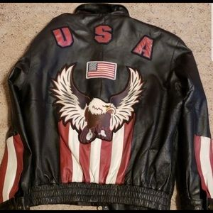 Other - Men's Leather Jacket